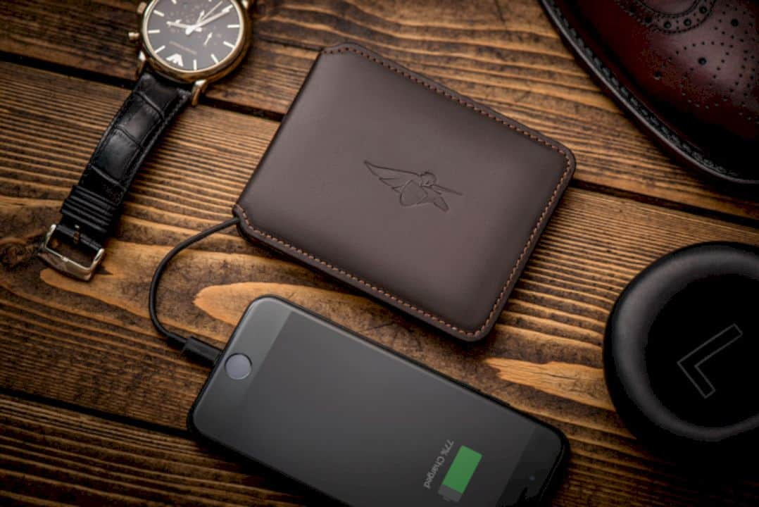 Volterman: the World's most powerful smart wallet with 5 smart functions