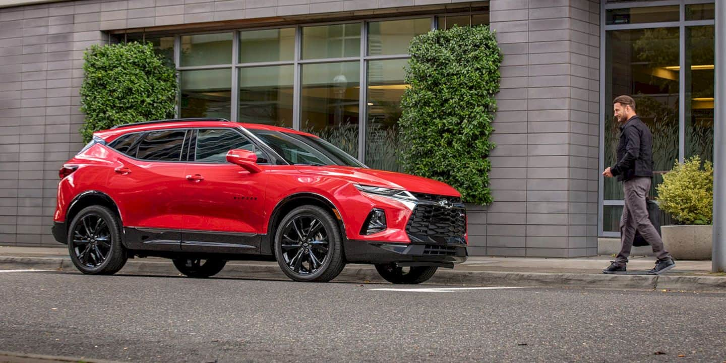 All-New 2019 Blazer: Understated is overrated