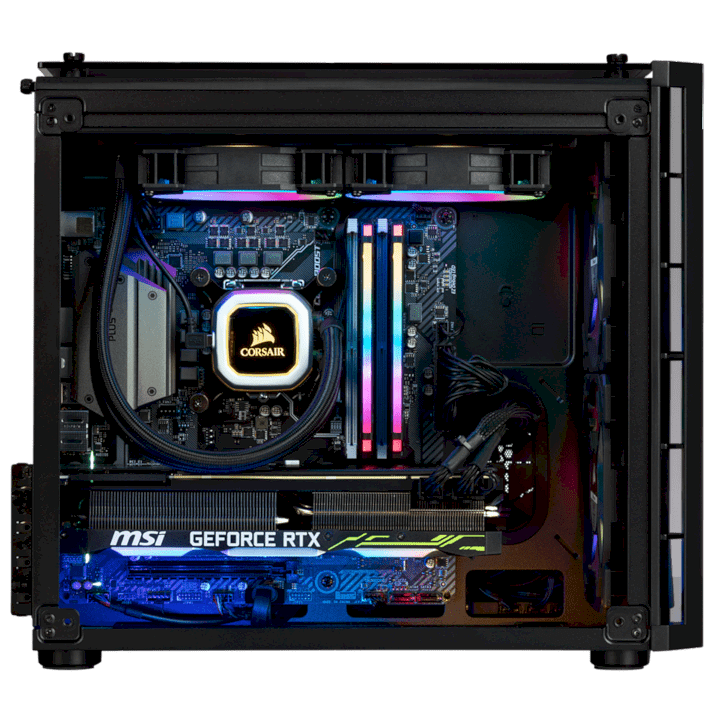 Corsair Vengeance 5180 Gaming Pc 4