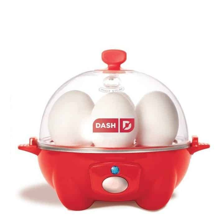 Dash Rapid Egg Cooker: less time than it takes to boil!