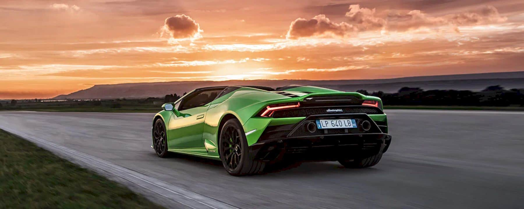 Lamborghini Huracan Evo Spyder 4