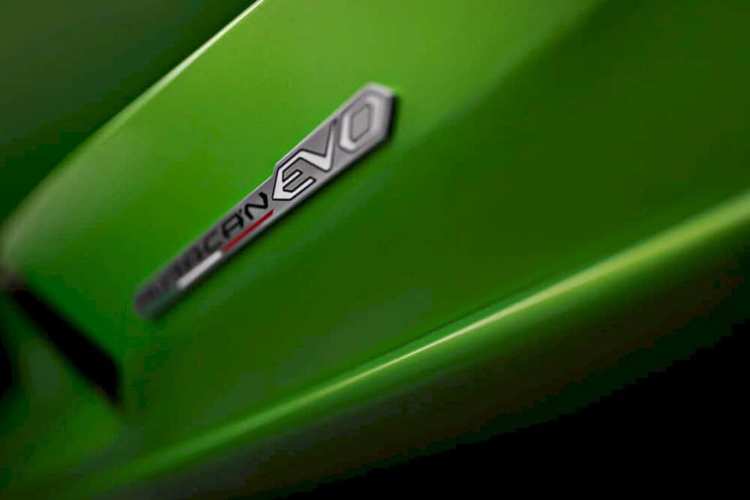 Lamborghini Huracan Evo Spyder 5