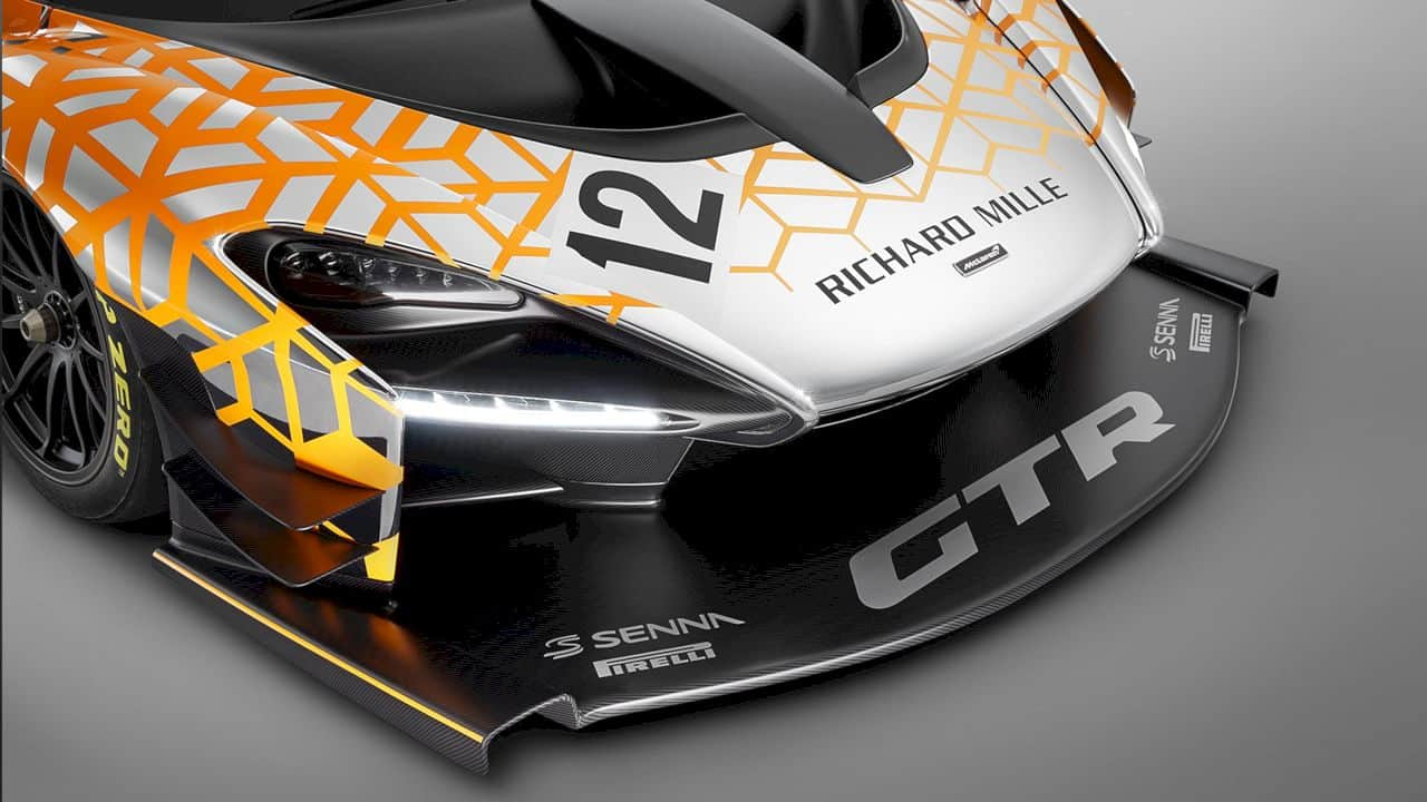 Mclaren Senna Gtr Concept 1