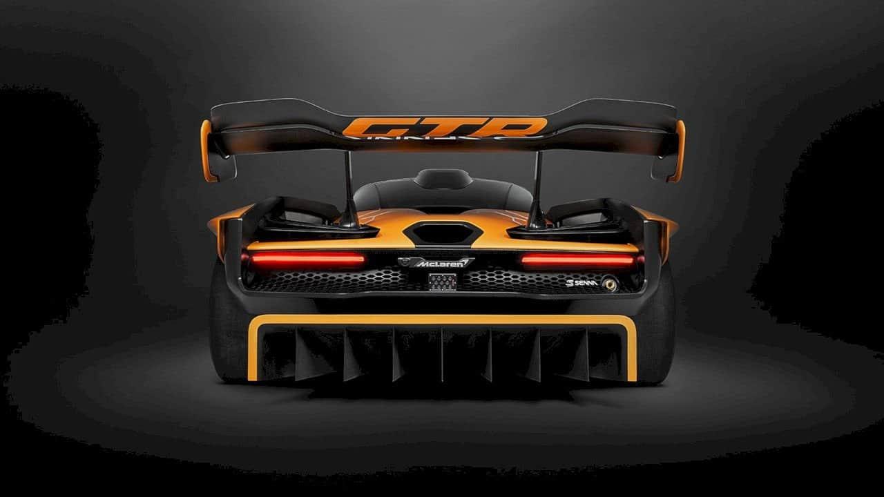 Mclaren Senna Gtr Concept 6