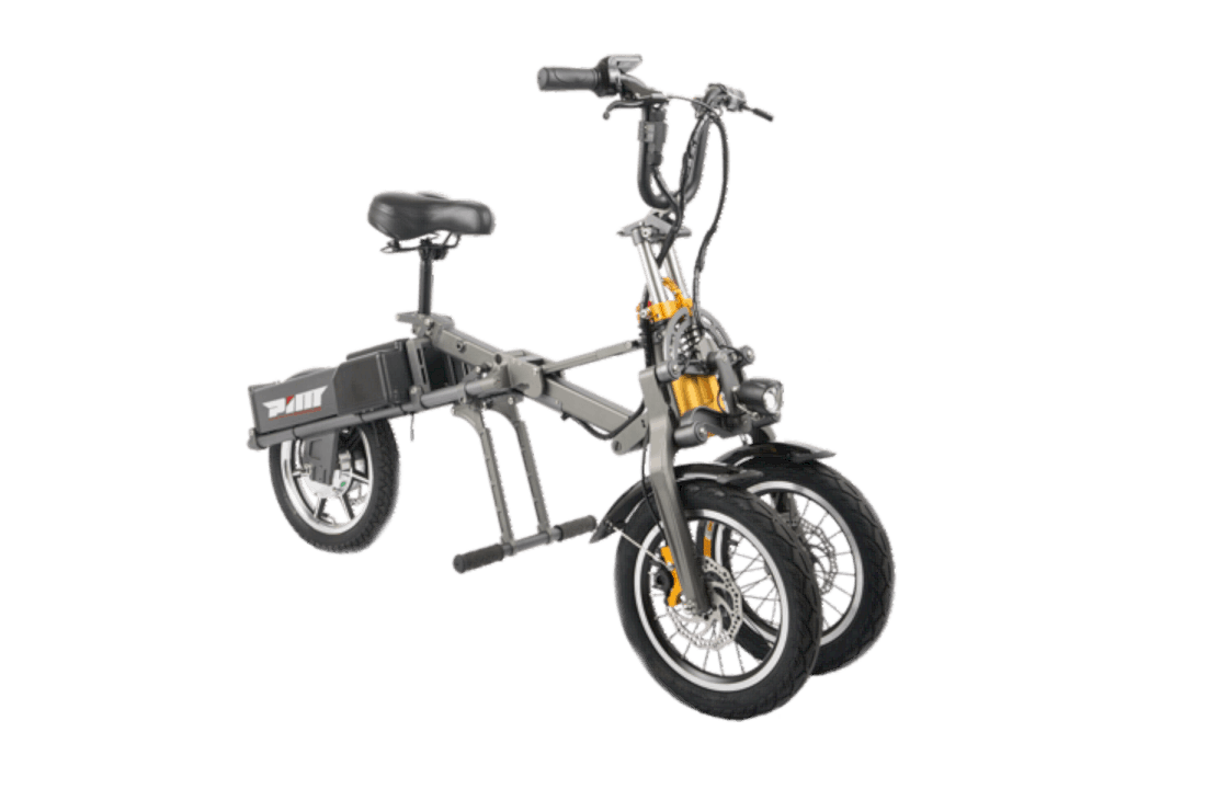 Mylo Electric Scooter 1