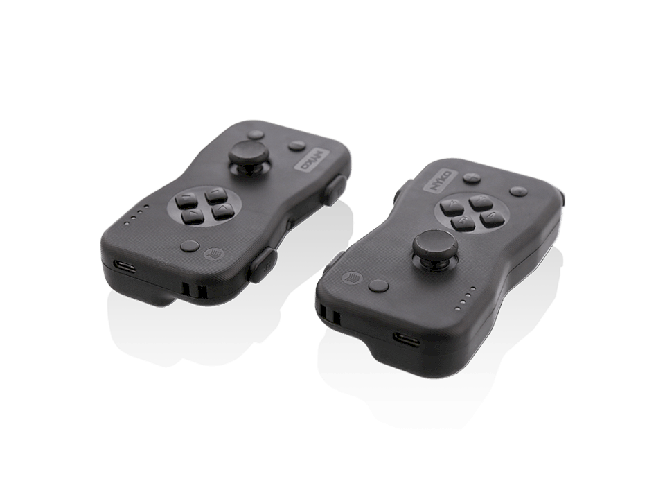 Nyko Dualies For Nintendo Switch 8