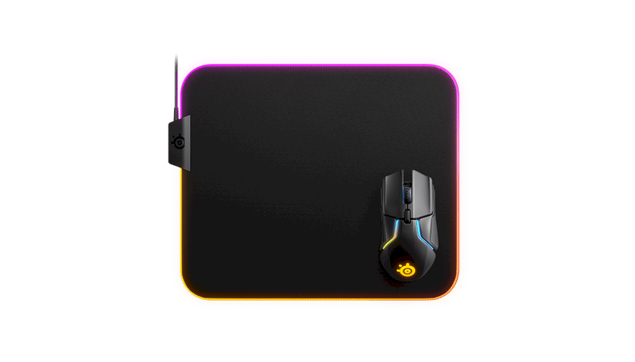QcK Prism Cloth: Pinpoint Mouse Accuracy