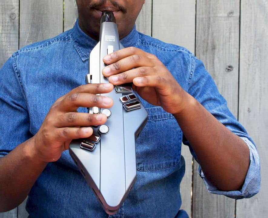 Roland Aerophone GO: Explore the Inspirational World of Wind Instruments