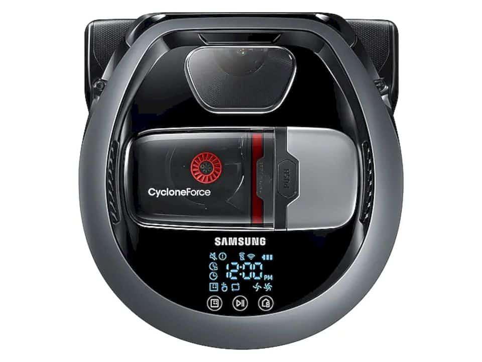 Samsung Powerbot Robot Vacuum 12