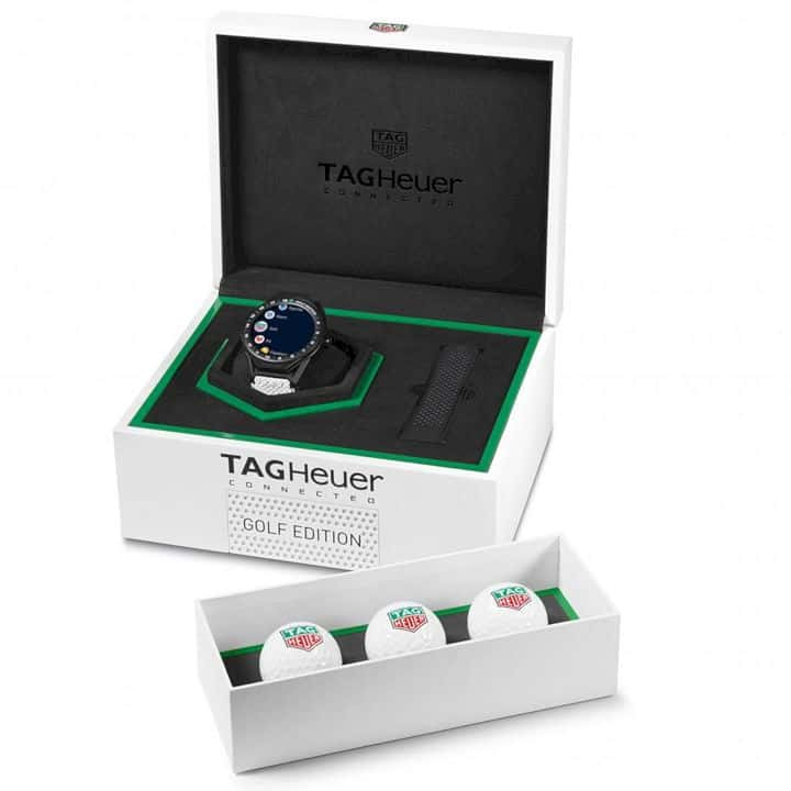 Tag Heuer Connected Modular Golf Edition 1
