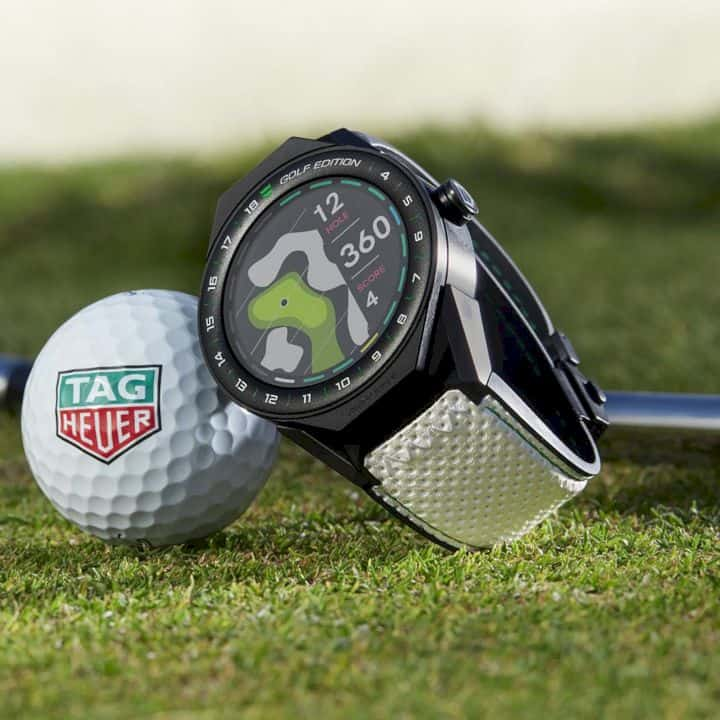 Tag Heuer Connected Modular Golf Edition 2