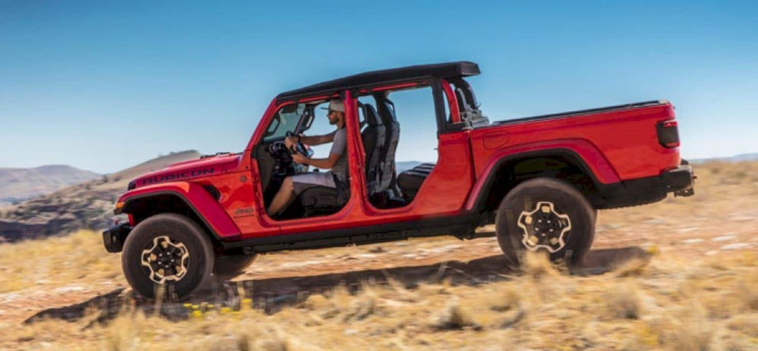 The All New 2020 Jeep 4