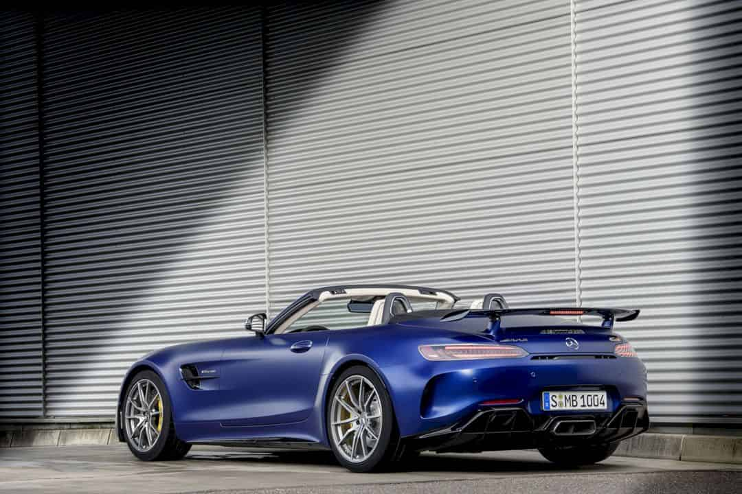 The New Mercedes Amg Gt R Roadster 11