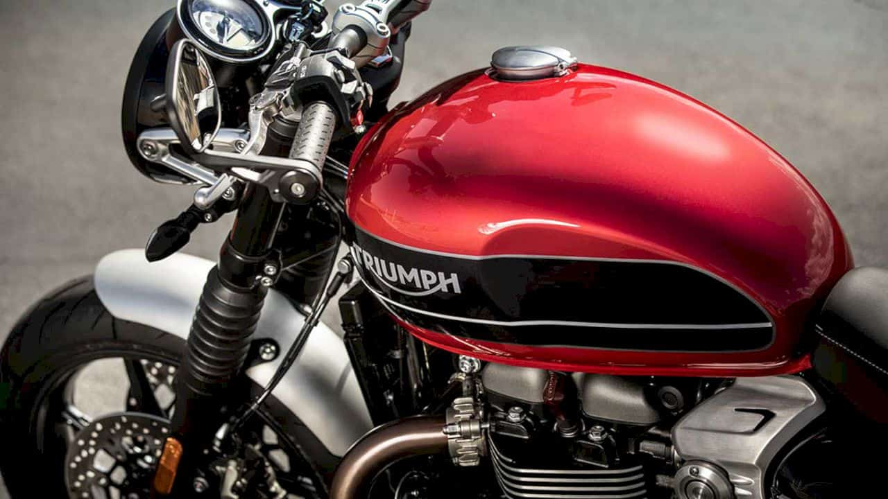 Triumph Bonneville Speed Twin 1