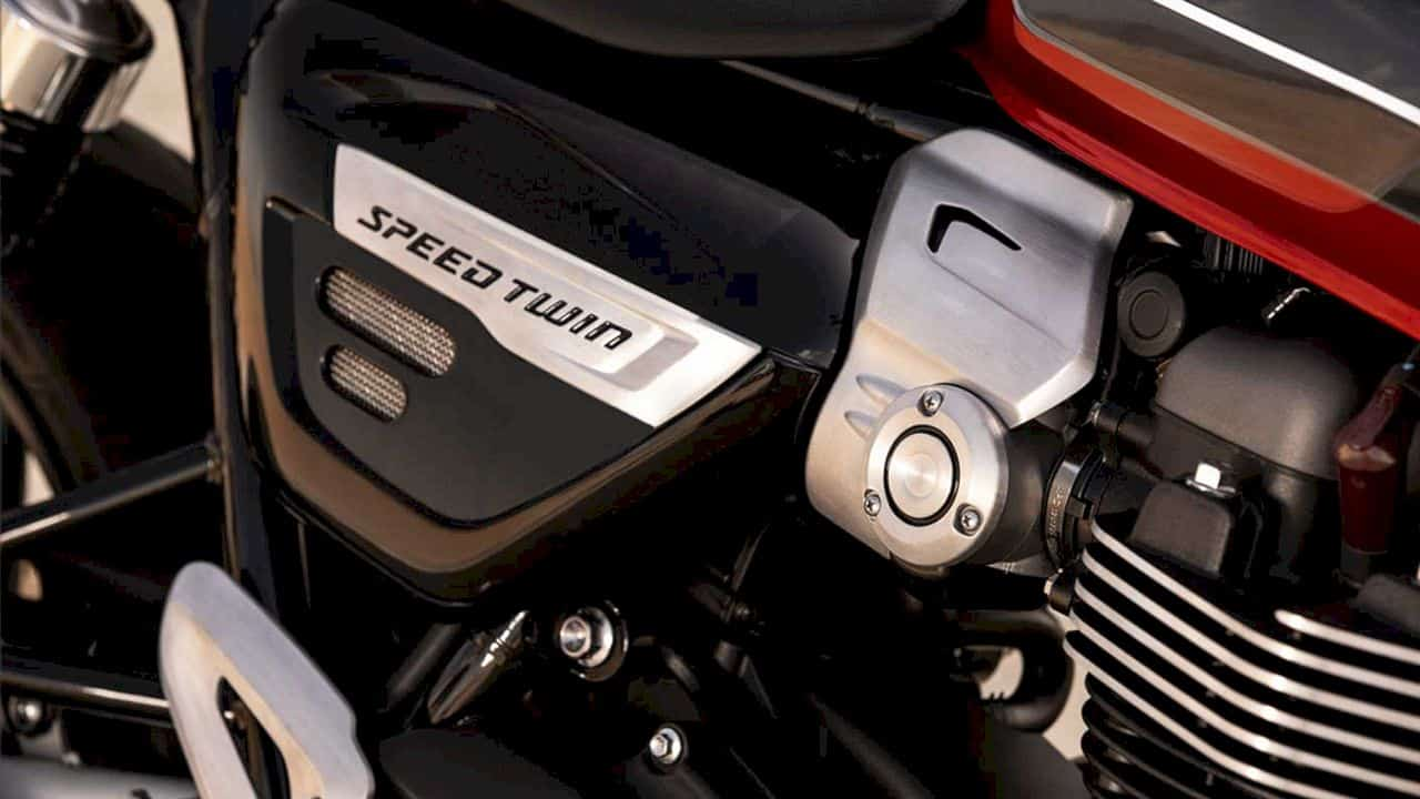 Triumph Bonneville Speed Twin 2