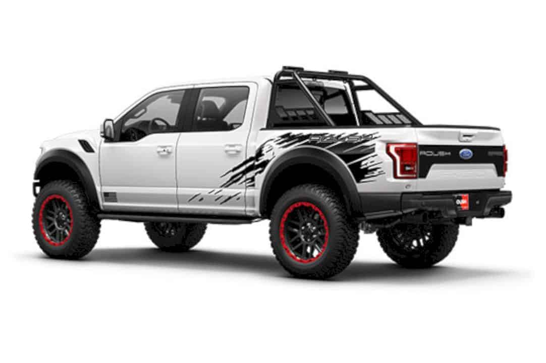 2019 ROUSH Raptor: Commanding Style. Dominating Performance.