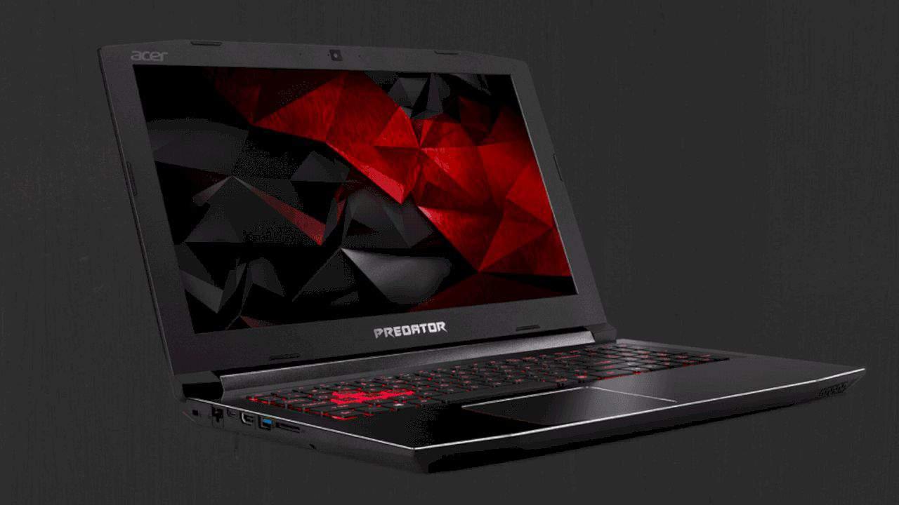 Acer Predator Helios 300 1
