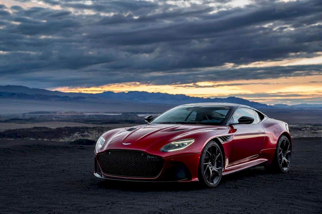 Aston Martin Dbs Superleggera 9