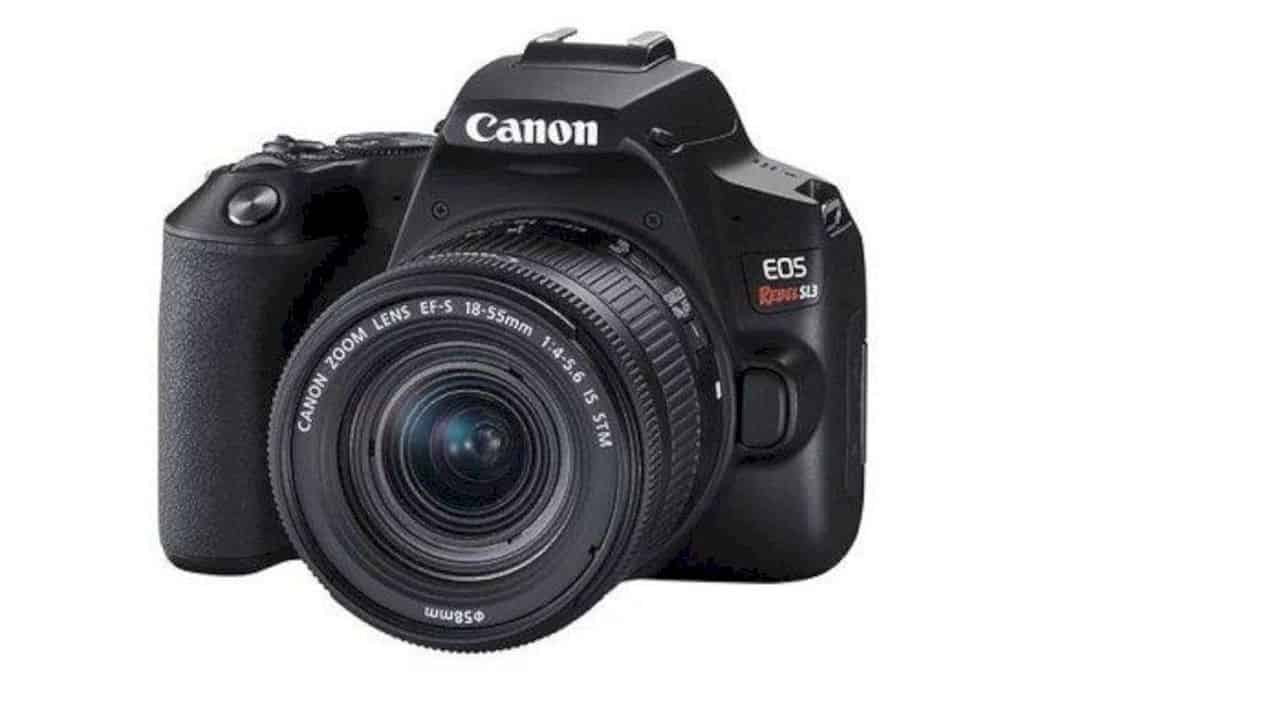 Canon Eos 250d 1