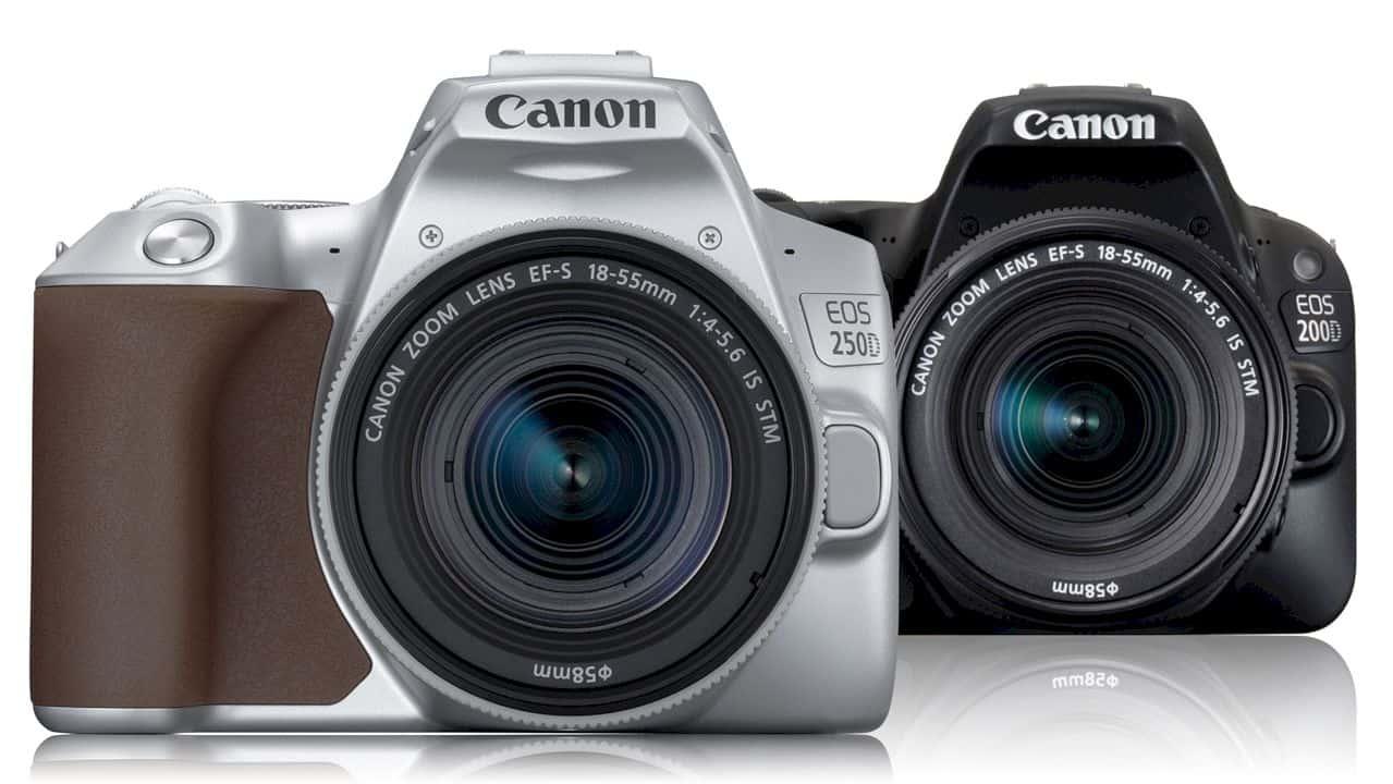 Canon Eos 250d 4