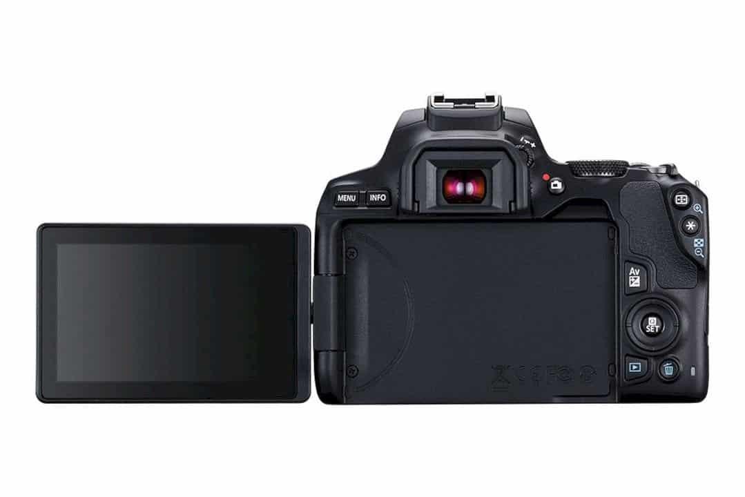 Canon Eos 250d 6