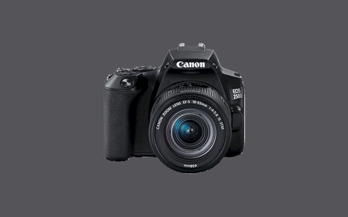 Canon Eos 250d 7