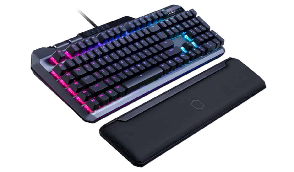 Cooler Master MK850: Keyboard? Gamepad? Why Not Both?
