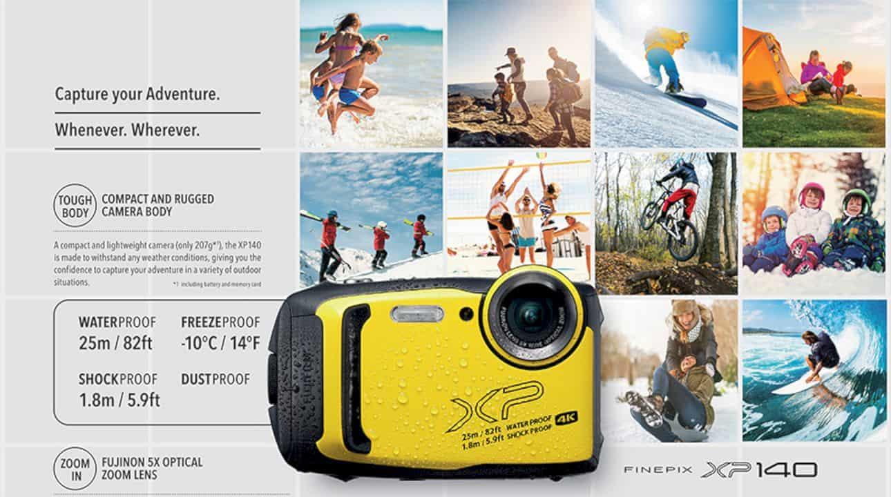 Fujifilm Finepix Xp140 2