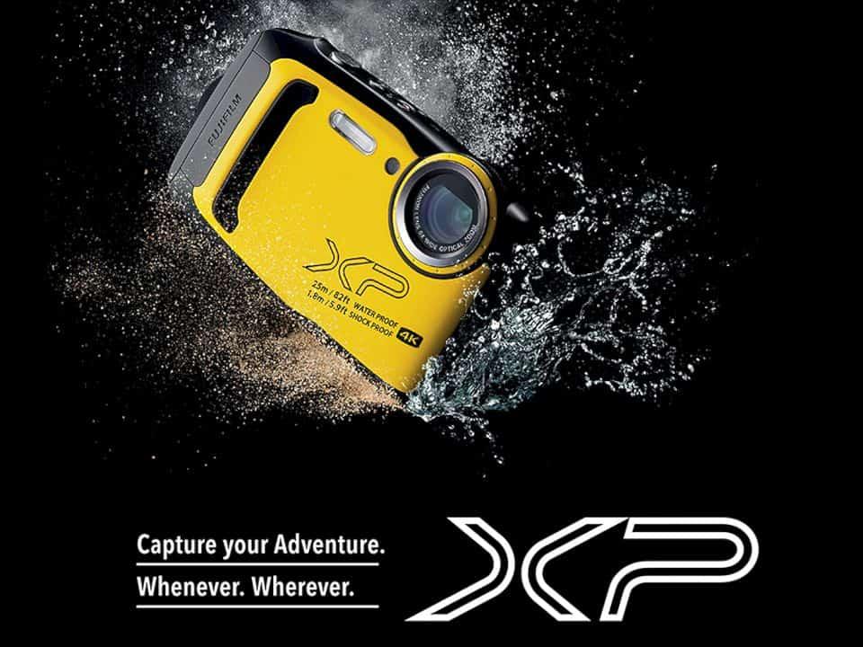 Fujifilm Finepix Xp140 3