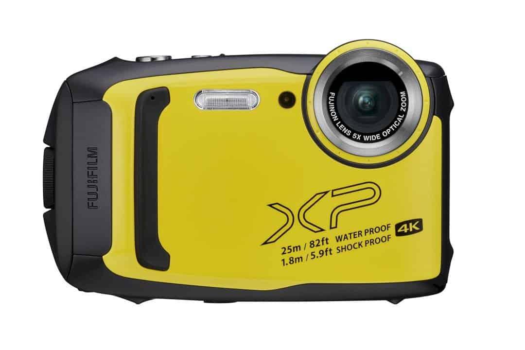 Fujifilm FinePix XP140: the ultimate palm-sized compact camera