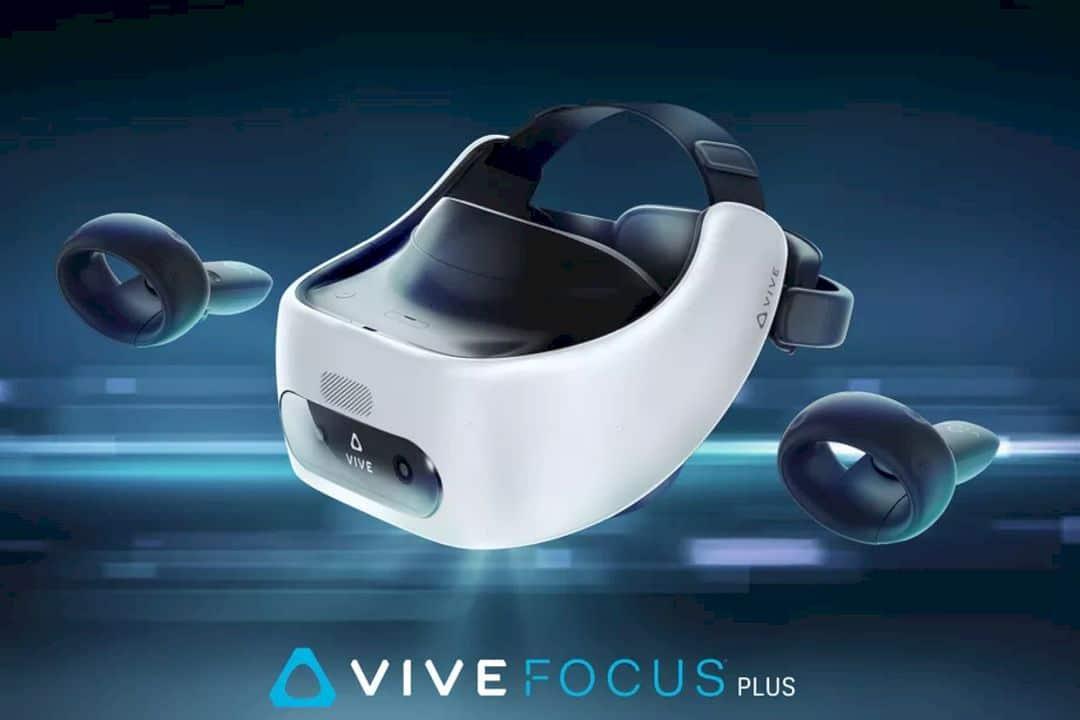 Htc Vive Focus Plus 3
