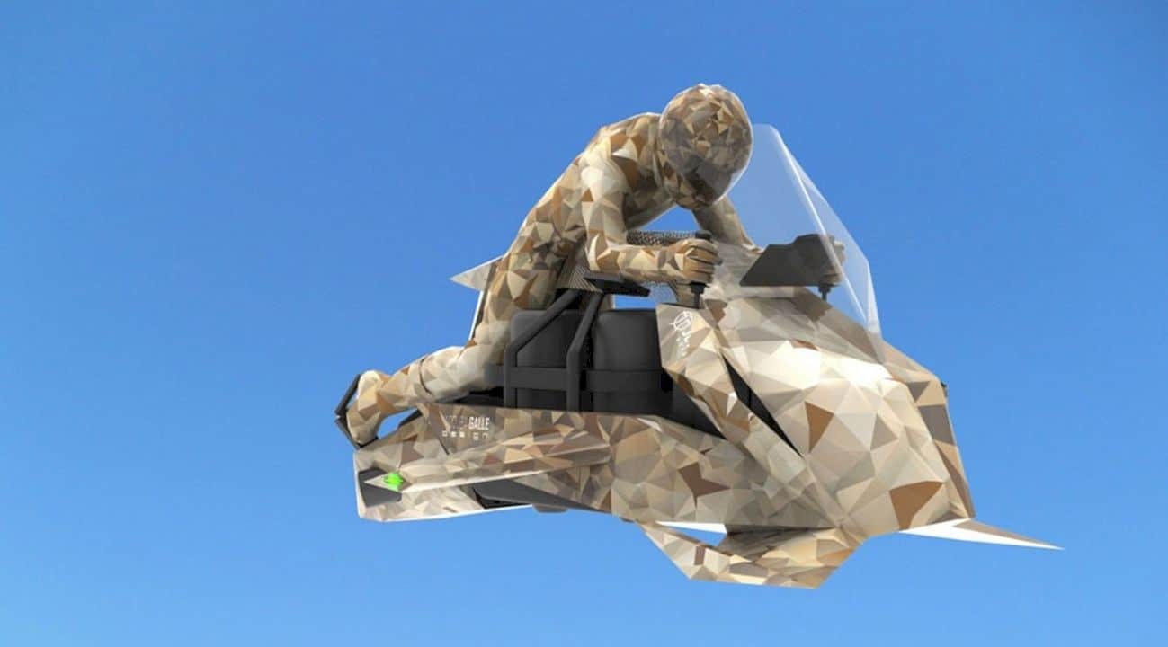 Jetpack Aviation The Speeder 4