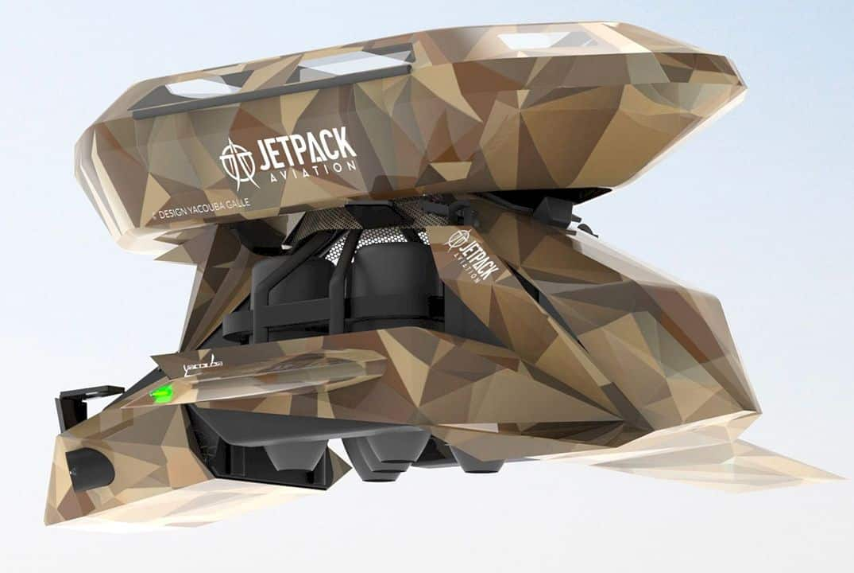 Jetpack Aviation The Speeder 6