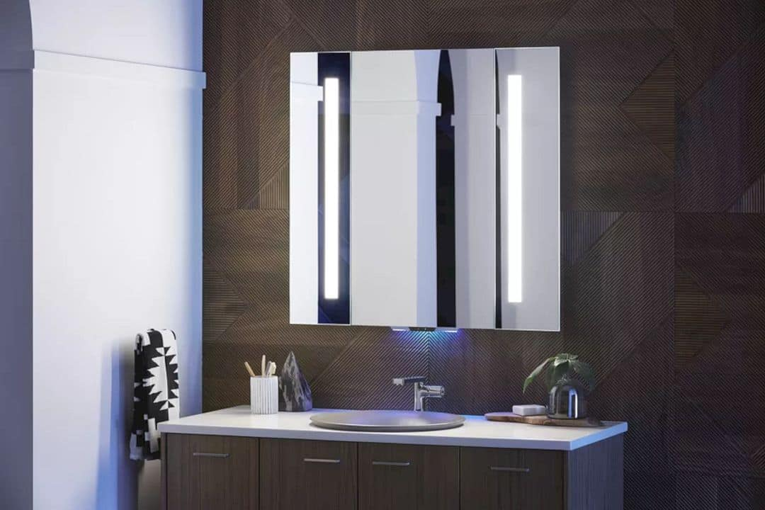 Kohler Verdera Voice Lighted Mirror: The Smart Mirror to Revolutionize your Bathroom