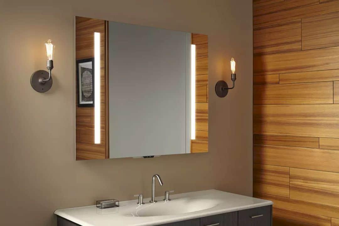 Kohler Verdera Voice Lighted Mirror 3