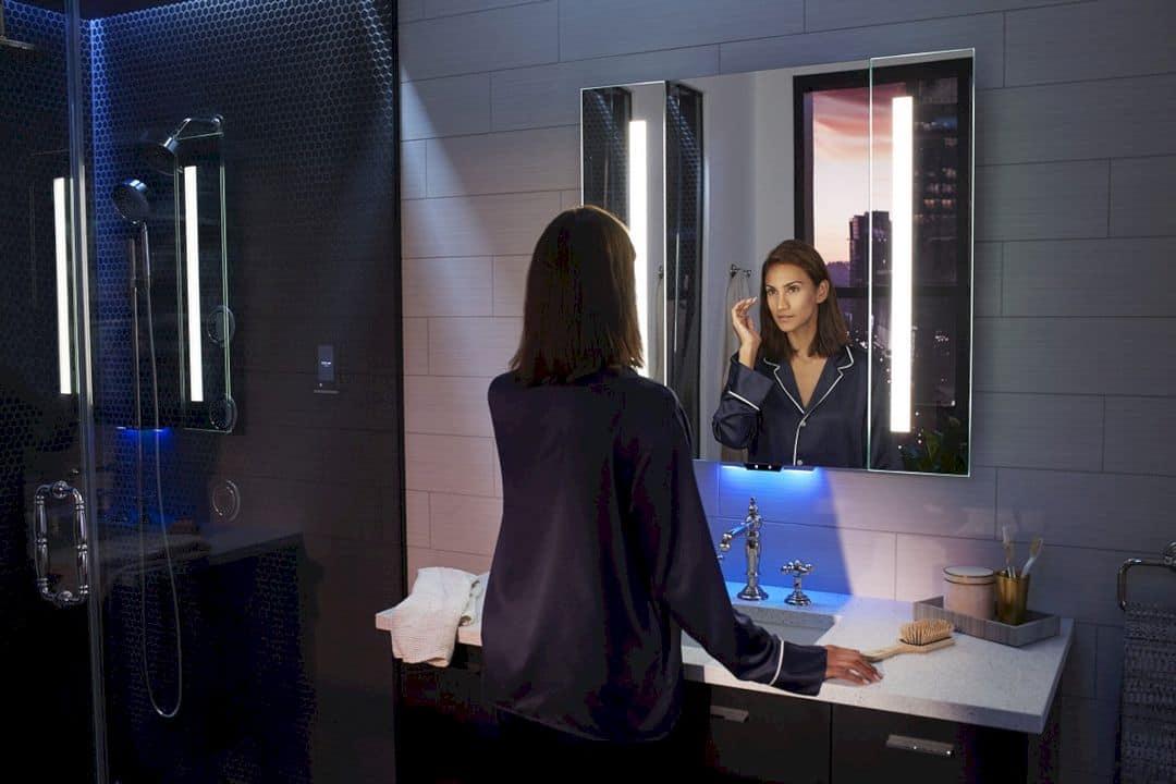 Kohler Verdera Voice Lighted Mirror 5