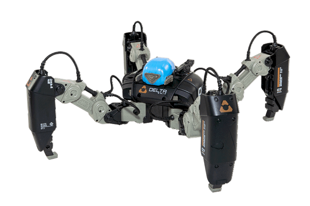 Mekamon: The World's First Gaming Robot