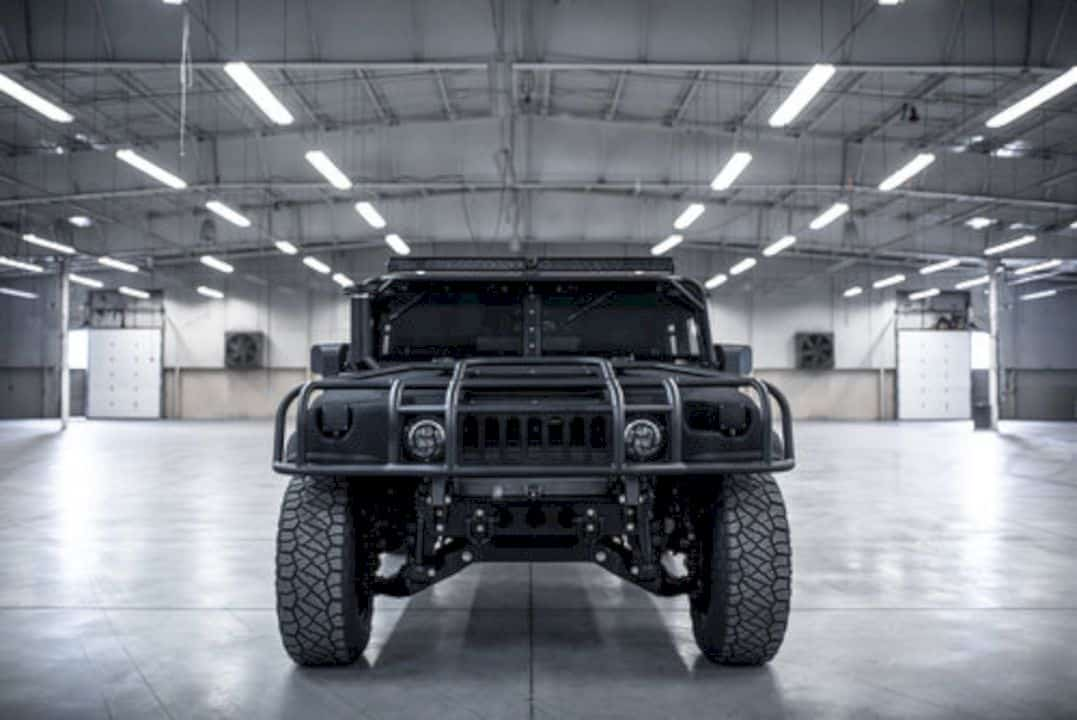 Mil-Spec Automotive Hummer H1 Launch Edition: A Tailored Experience in The Moments in Time