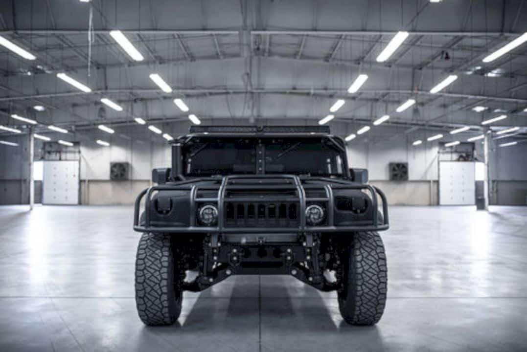 Mil Spec Automotive Hummer H1 Launch Edition 4