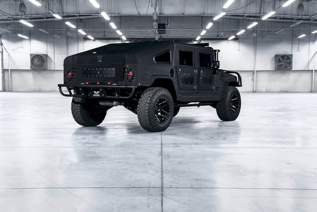 Mil Spec Automotive Hummer H1 Launch Edition 9