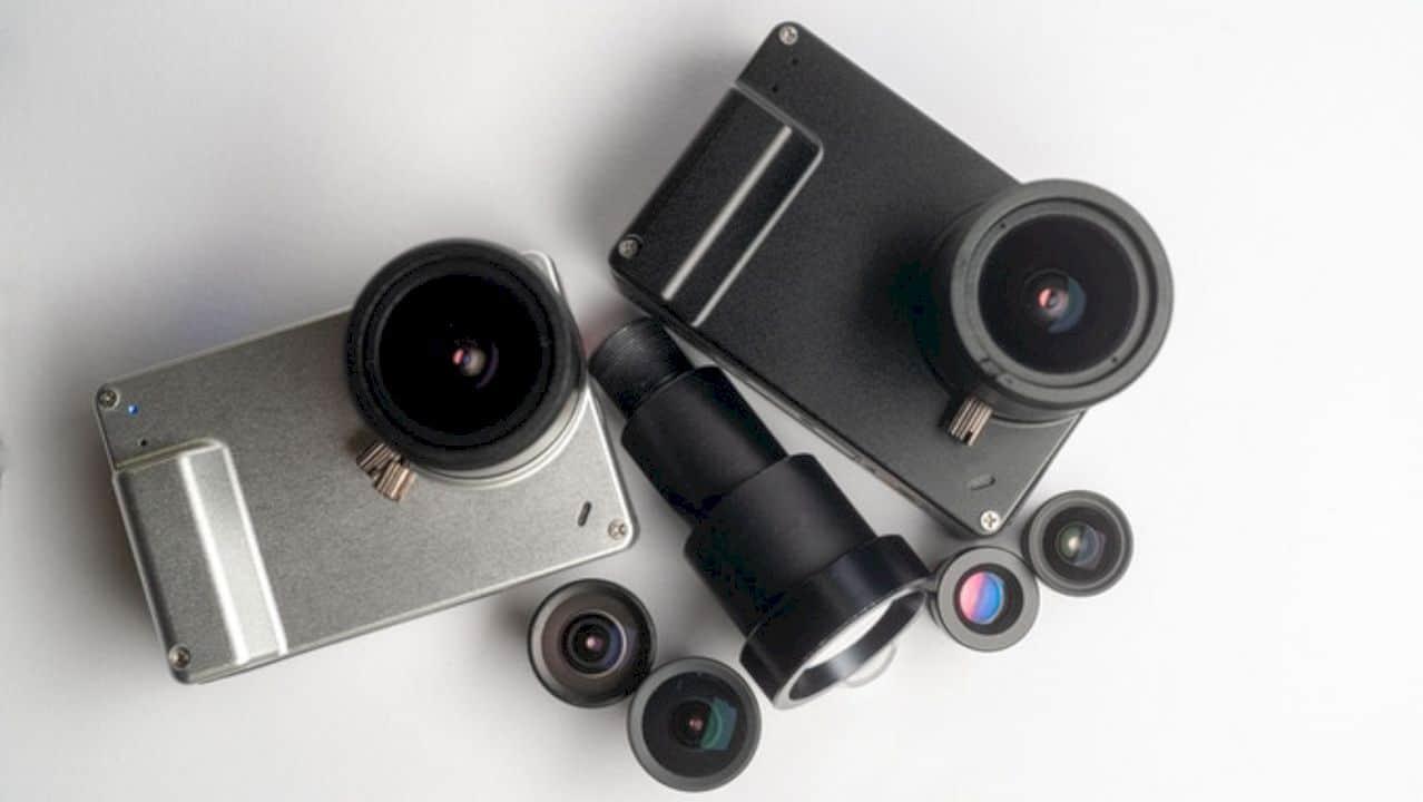 NAN01: The World's Smallest Astronomy Camera