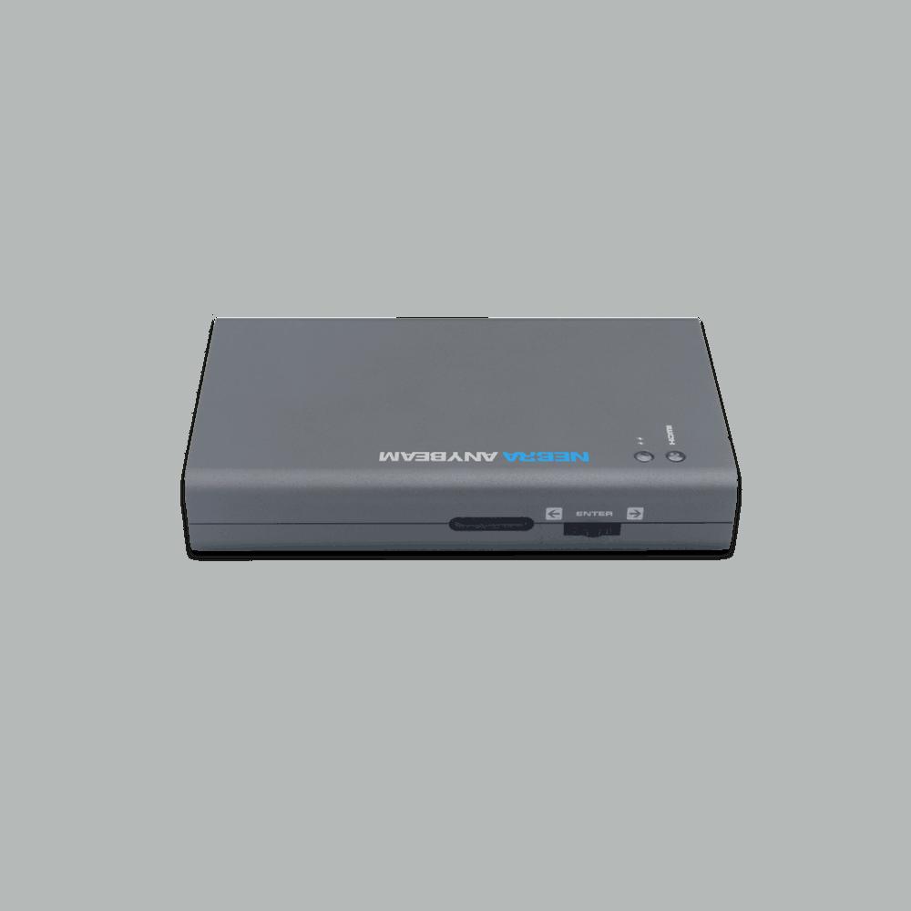 Nebra Anybeam Pocket Projector 1