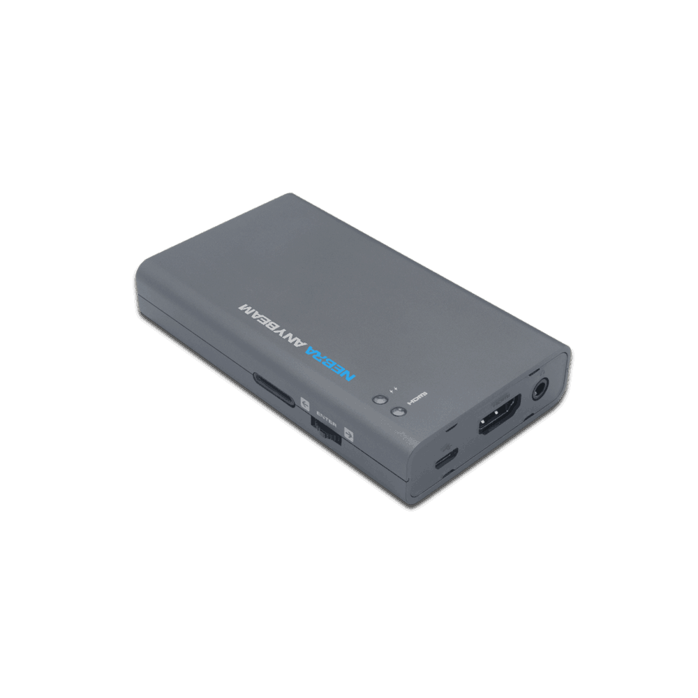 Nebra Anybeam Pocket Projector 2