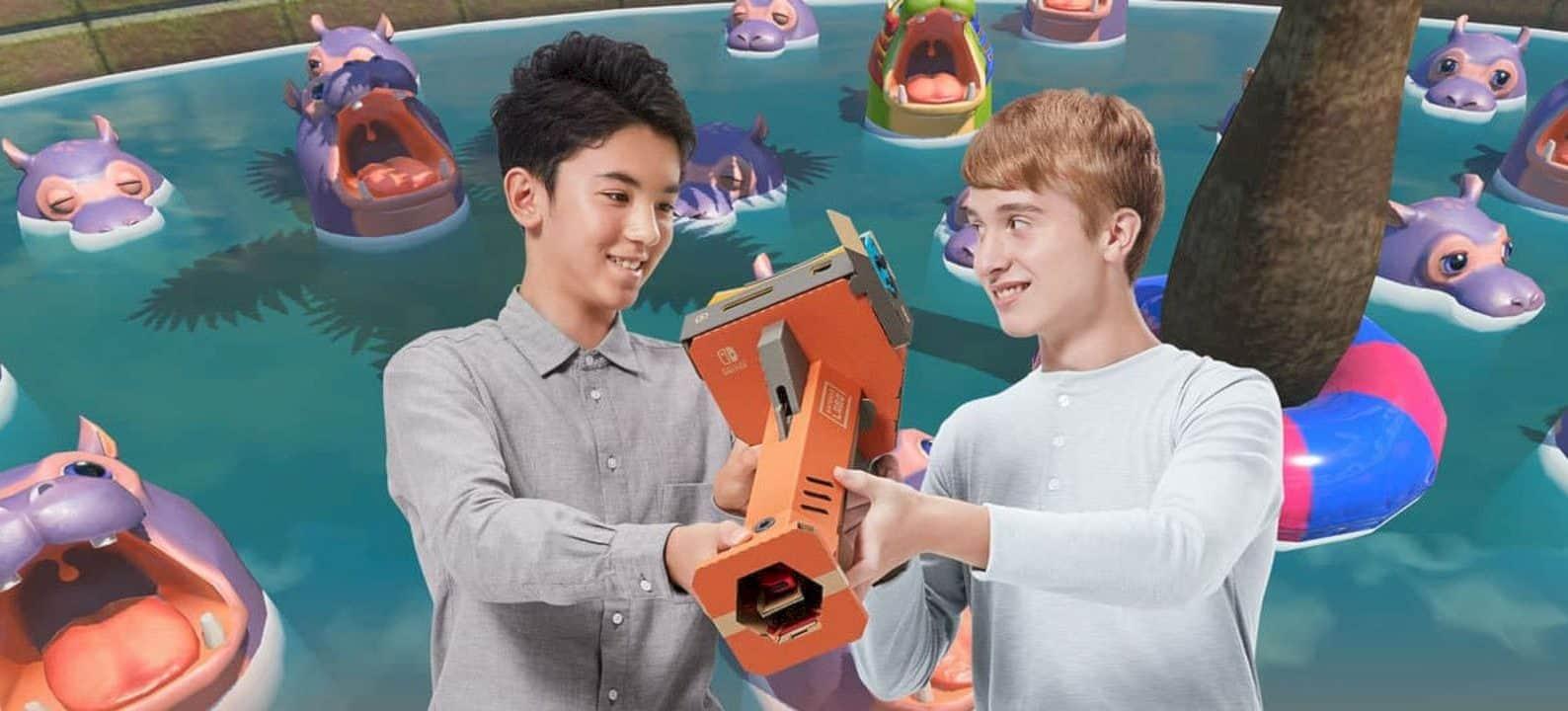 Nintendo Labo Vr Kit 4