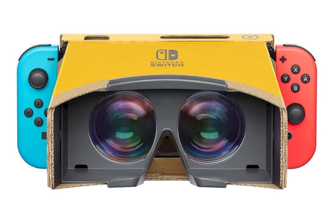 Nintendo Labo Vr Kit 6