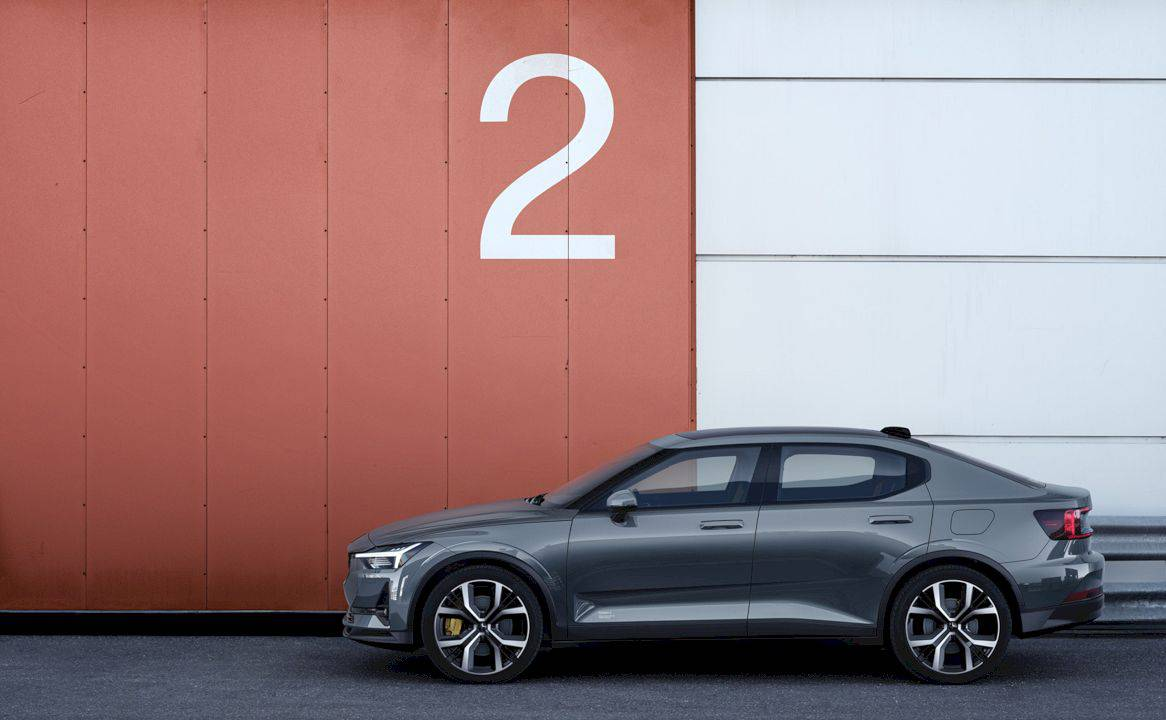 Polestar 2: Designed for purpose, performance and progression