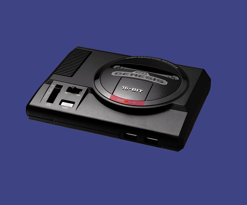Sega Genesis Mini 5