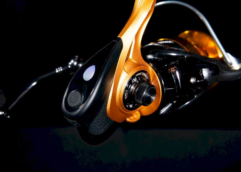 Smart Connect Outdoor Bluetooth Fishing Reel 4