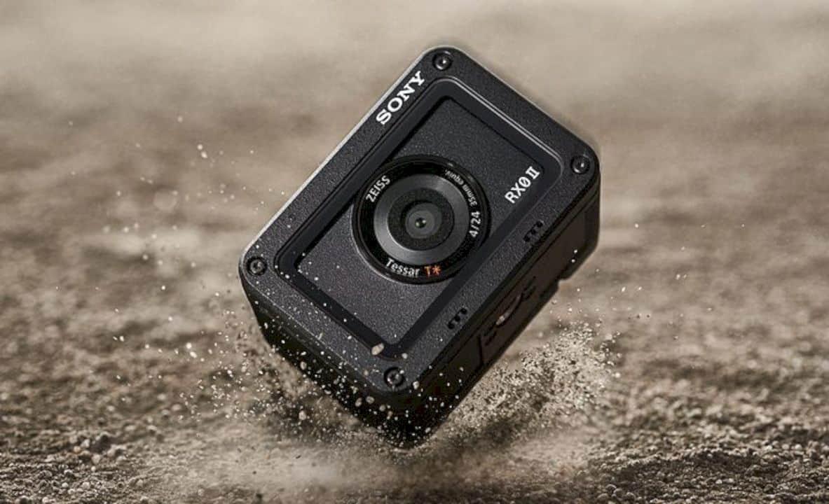 Sony Dsc Rx0m2 8