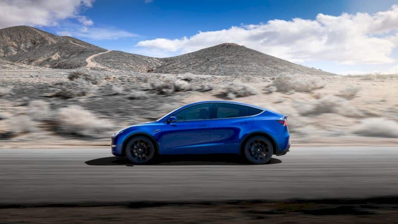 Tesla Model Y: Designed for Safety